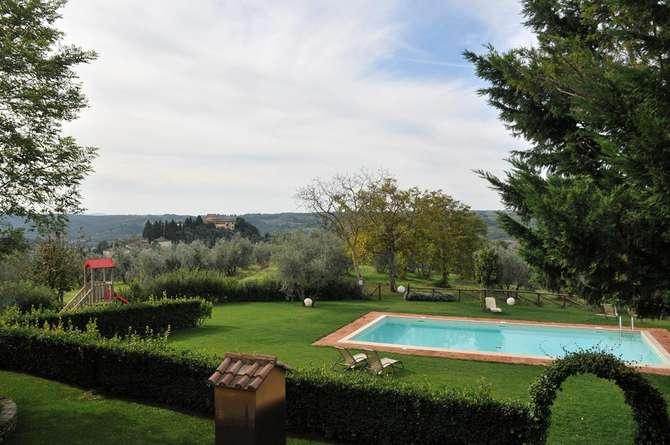 Villa Sant' Andrea Montefiridolfi