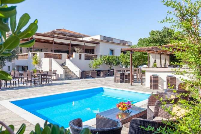 Skopelos Holidays Hotel & Spa Skopelos-stad