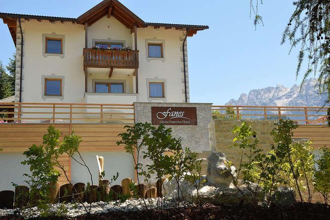 Hotel Fanes Selva