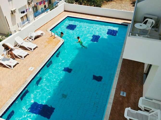 Hotel Iolkos Karpathos-Stad