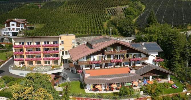 Hotel Hilburger Schenna