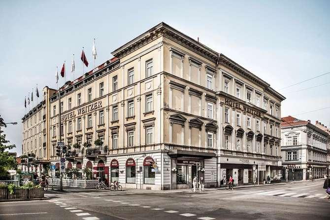 Hotel Das Weitzer Graz