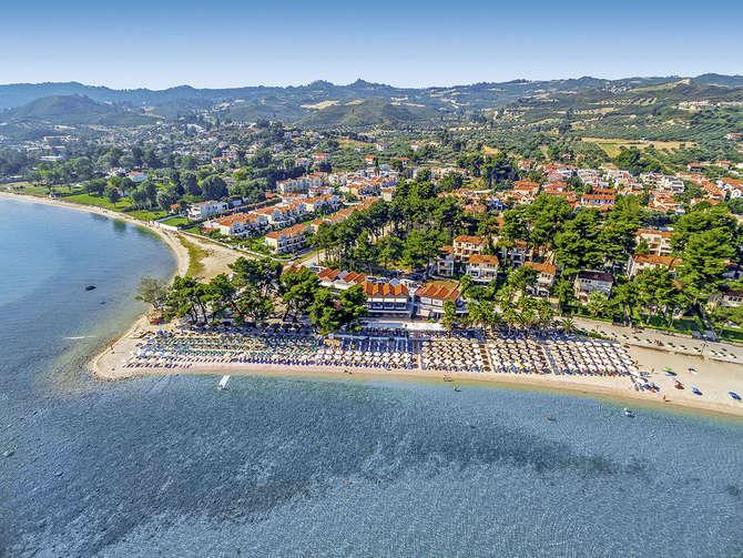 Flegra Beach Pefkochori