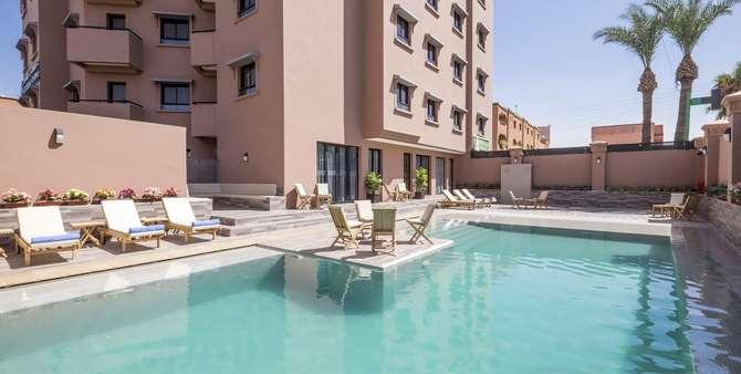 Hotel Ayoub Marrakech