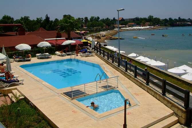 Side Beach Club Hotel Side