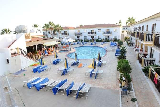 Cosmelenia Hotel Appartementen Ayia Napa