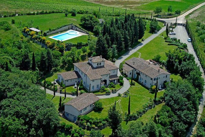 Borgo Della Meliana Gambassi Terme