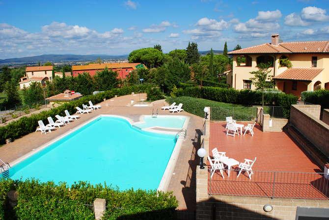 Residence Borgo Etrusco Scarlino