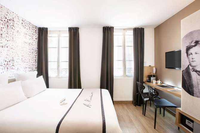 Best Western Hotel Fauborg Saint-Martin Parijs