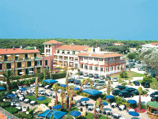 Residence Continental Resort Tirrenia
