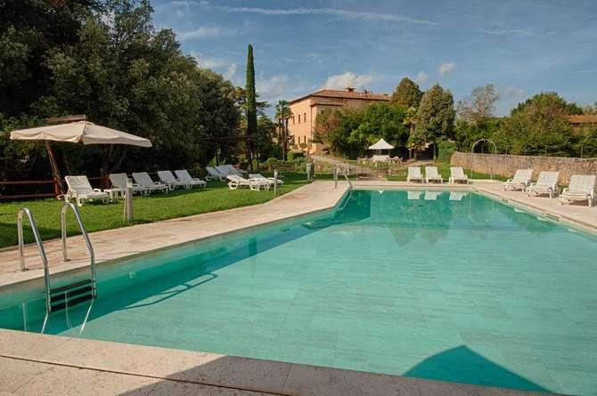 Hotel Villa Sabolini Colle di Val d'Elsa
