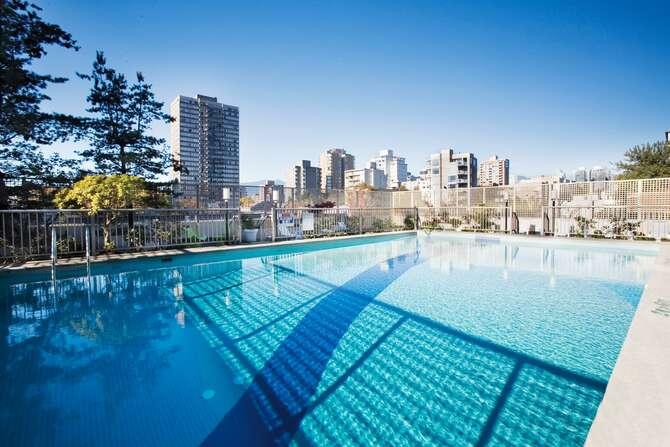 Sandman Suites Vancouver Vancouver