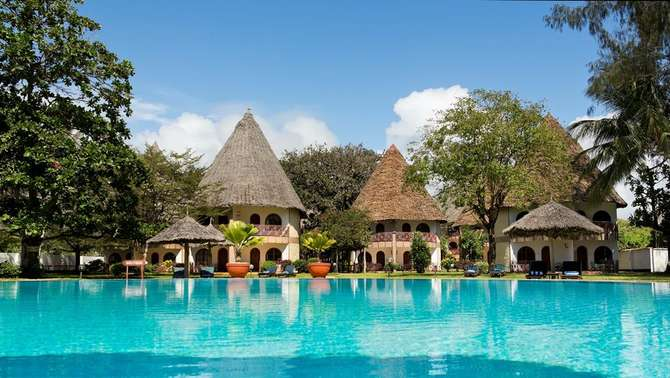 Neptune Paradise Beach Resort & Spa Ukunda