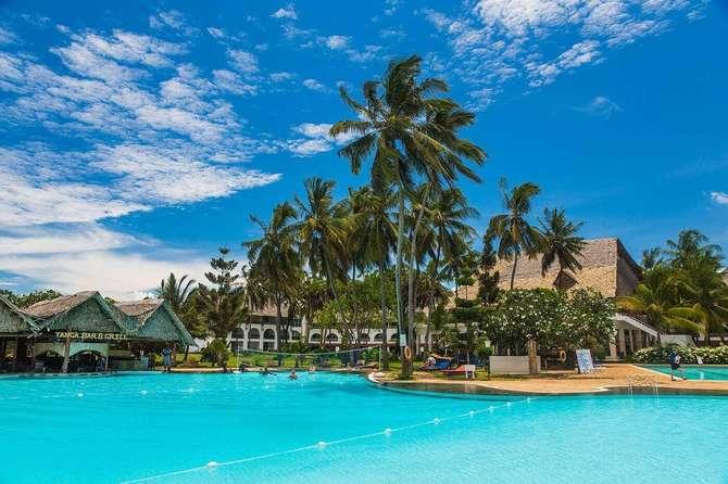 Reef Beach Hotel Bamburi