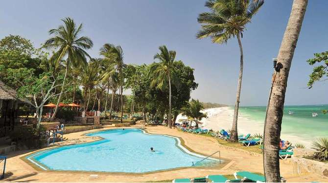 Baobab Beach Resort & Spa Diani Beach