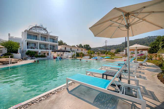 Kouros Exclusive Hotel Faliraki