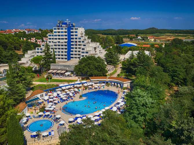 Valamar Diamant Hotel & Residence Porec