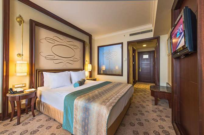 Hotel Elite World Istanbul Istanbul