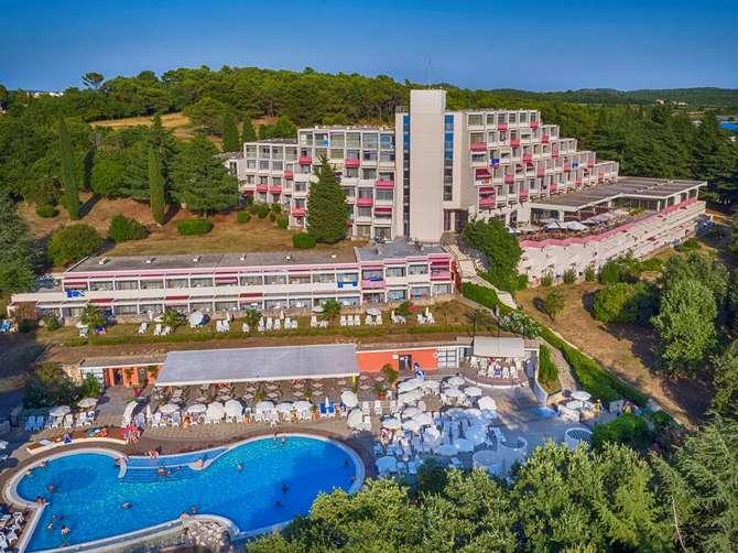 Rubin Sunny Hotel by Valamar Porec