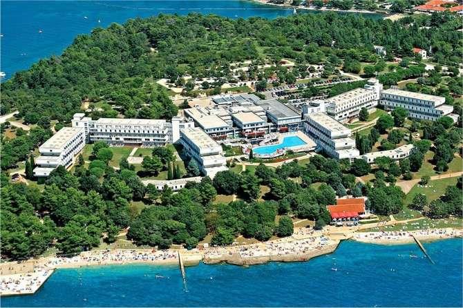 Hotel Delfin Porec