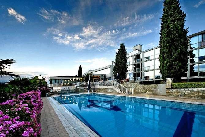 Hotel Zorna Plava Laguna Porec