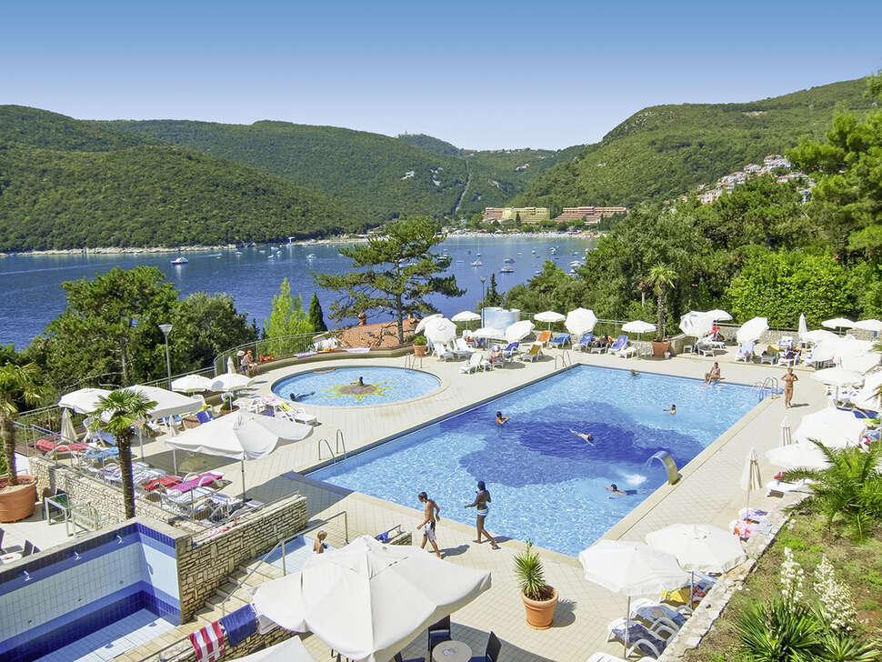 Last minute zonvakantie Kroatië 🏝️Allegro Sunny Hotel by Valamar