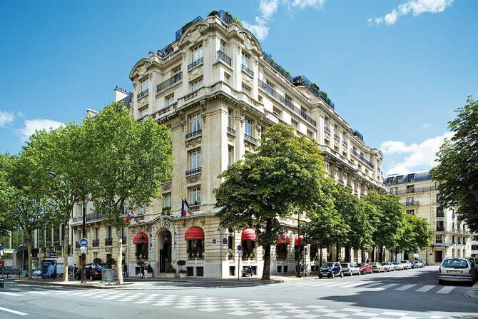 Hotel Raphael Parijs