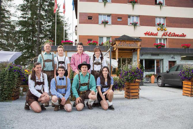 Hotel Ad'Eldorado Crans Montana