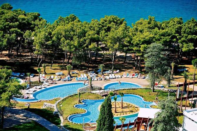 Solaris Camping Beach Resort Šibenik