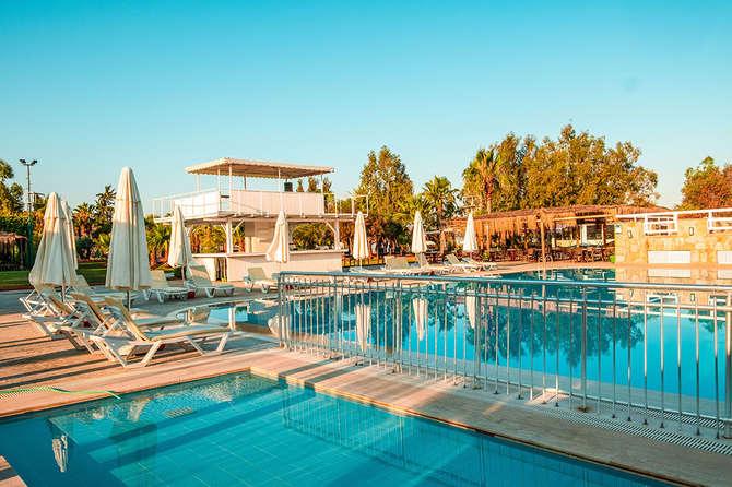 Ladonia Hotels Del Mare Gümbet