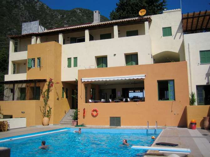 Scorpios Hotel Nidri
