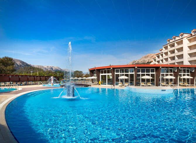 Hotel Corinthia-Baska Baška