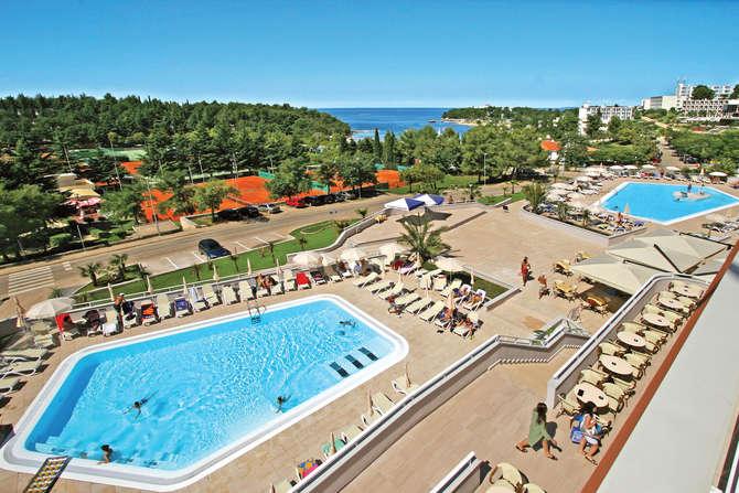 Hotel Laguna Albatros Porec