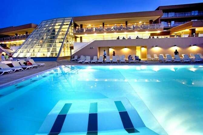 Hotel Laguna Molindrio Porec