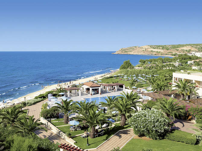 Hotel Creta Royal Skaleta