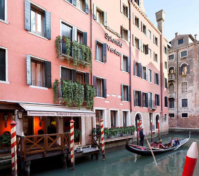 Starhotels Splendid Venice Venetië