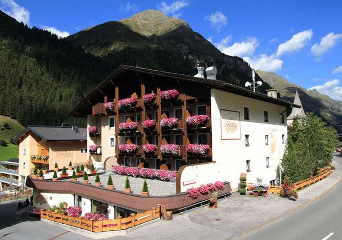 Hotel Bergland Sankt Leonhard im Pitztal