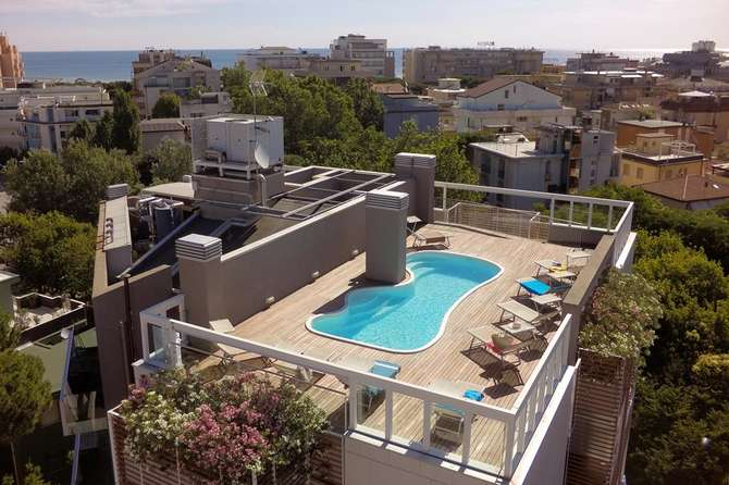 Residence Delfina Rimini