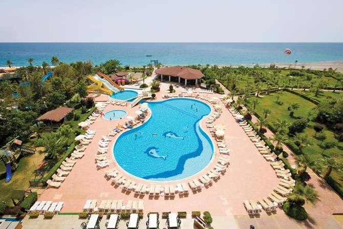 Perre Delta Resort & Spa Okurcalar