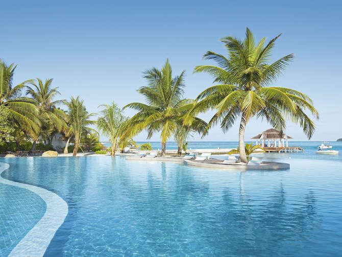 Kandooma Maldives Island Resort Kandoomafushi