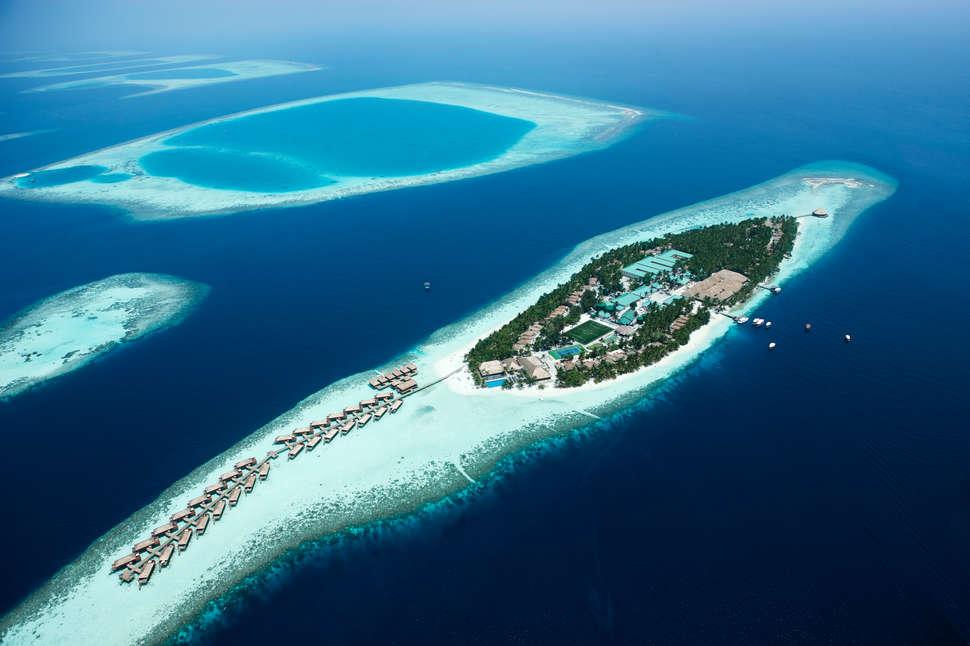 Vilamendhoo Island Resort, 6 dagen