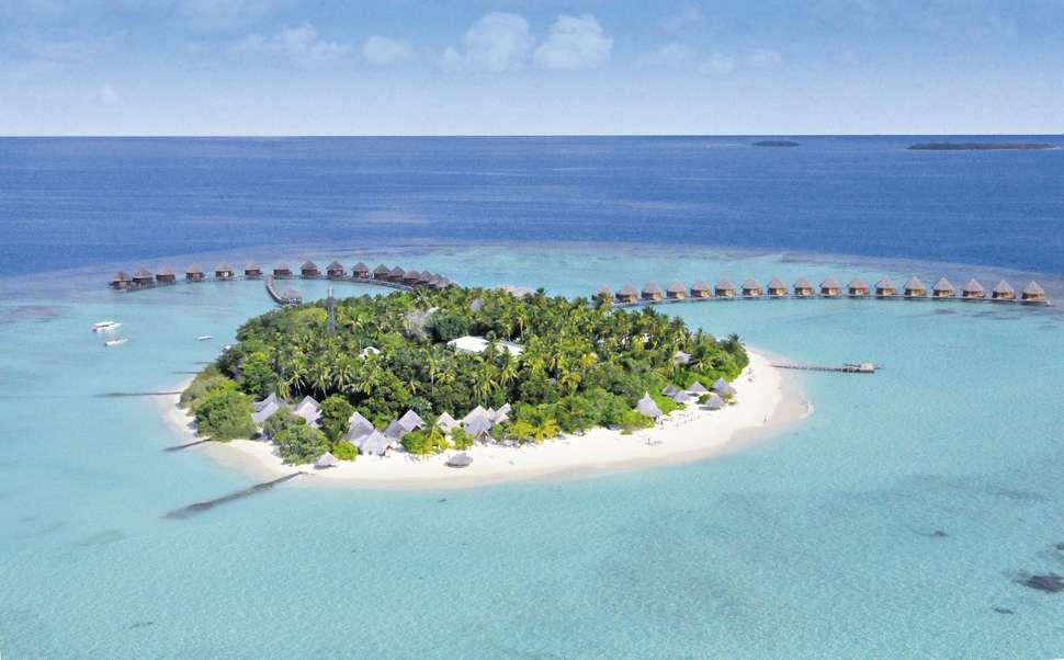 Thulhagiri Island Resort & Spa, 6 dagen