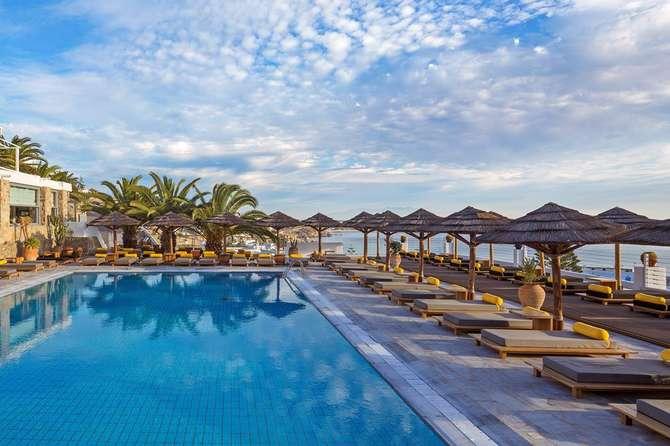Myconian Ambassador Hotel & Thalasso Spa Platys Gialos