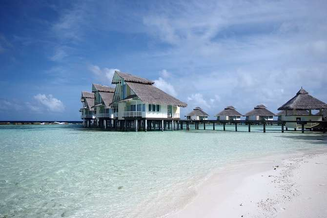Ellaidhoo Maldives by Cinnamon Eilladhoo