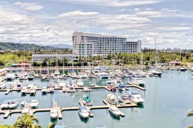 The Pacific Sutera Hotel Kota Kinabalu