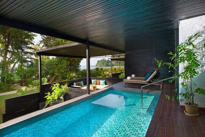 The Andaman Resort Teluk Burau