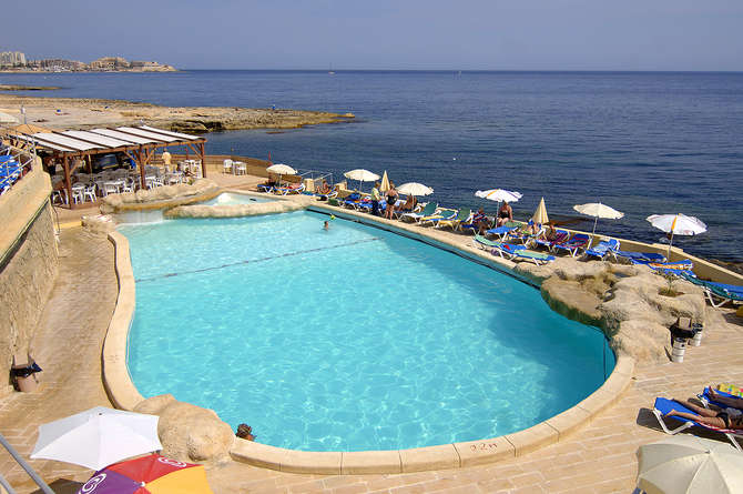 Preluna Hotel & Spa Sliema