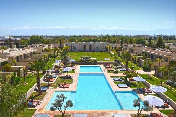 Sirayane Boutique Hotel & Spa Marrakech