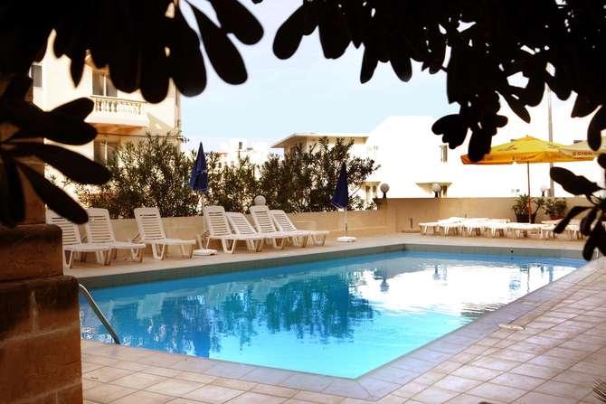 Hotel Il-Palazzin Qawra