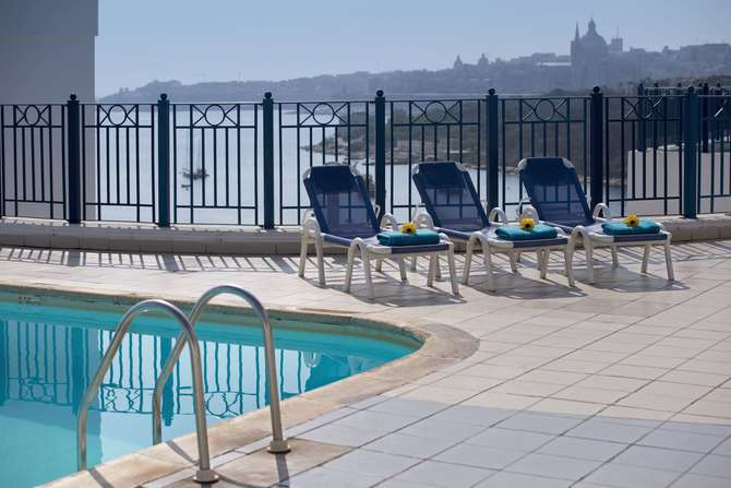 The Waterfront Hotel Sliema